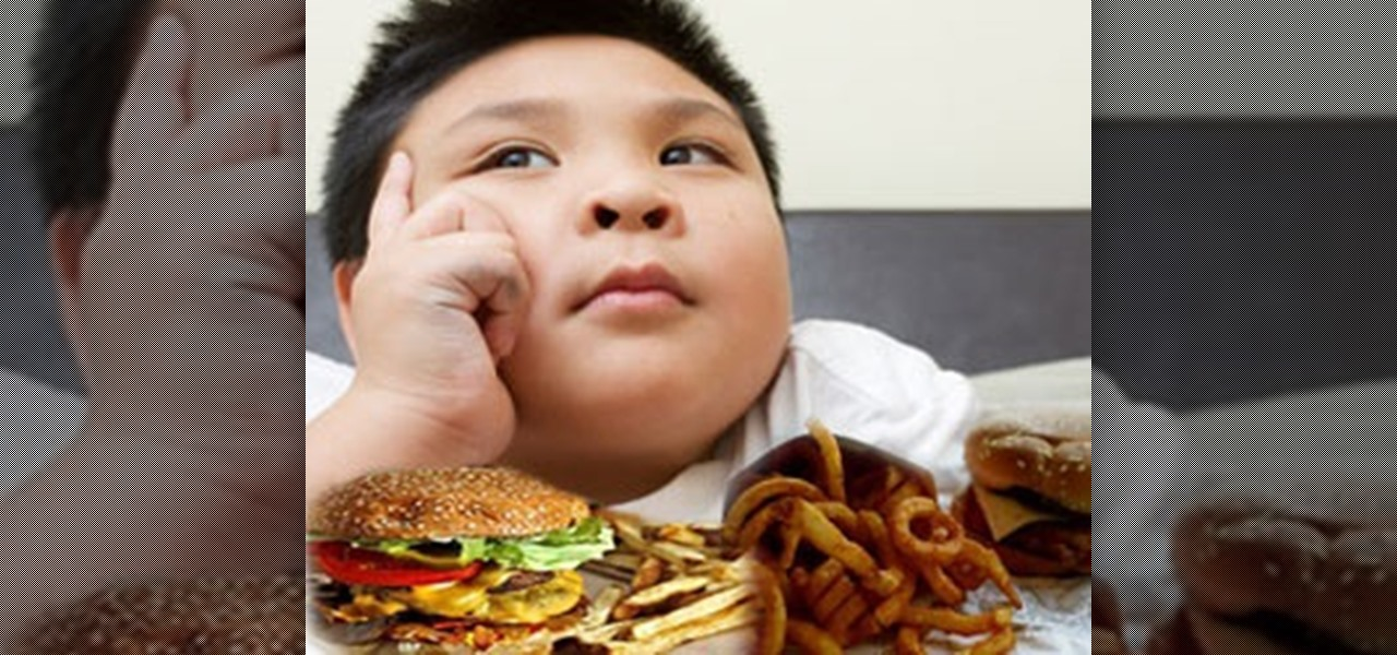 Control Your Child Obesity