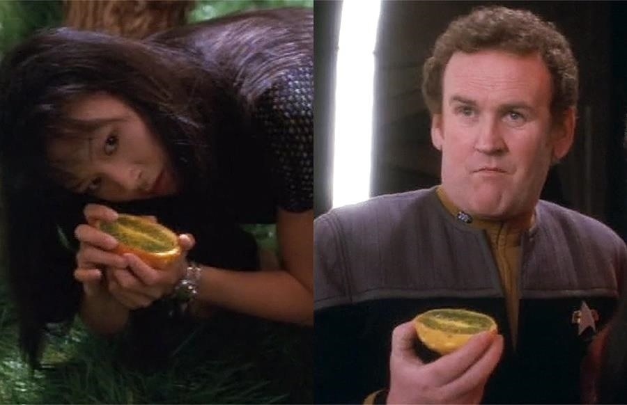 Weird Ingredient Wednesday: The Alien Melon from Star Trek