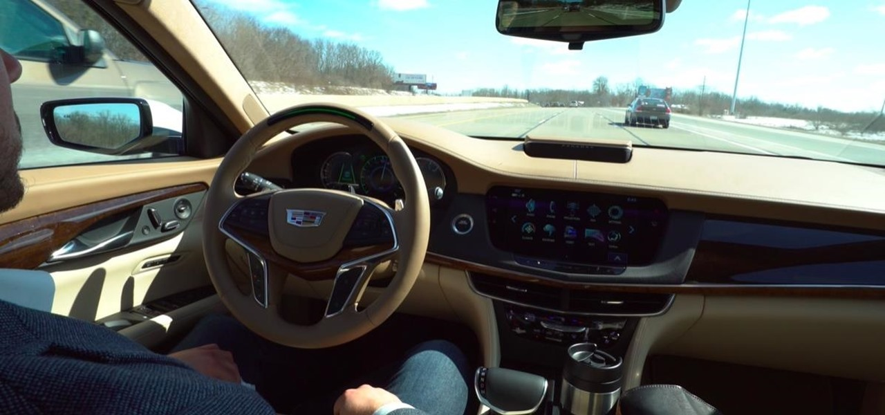 GM Plays It Safe with Cadillac Autopilot