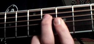 Play the 'Stairway to Heaven' intro on your guitar