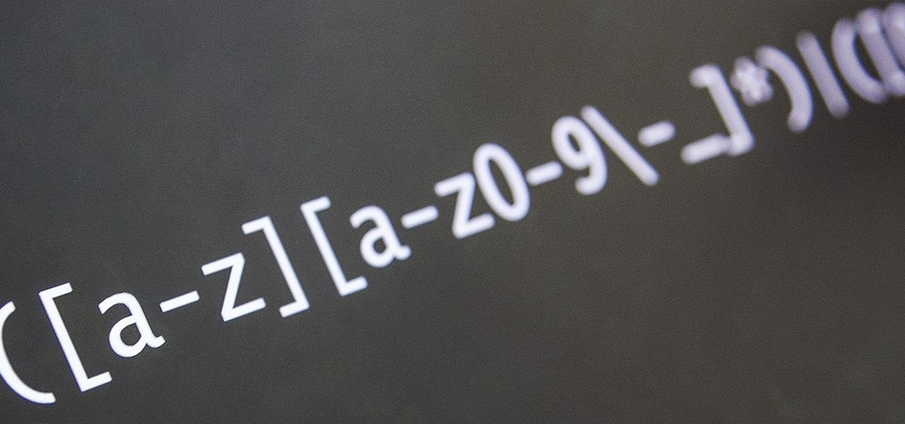 An Introduction to Regular Expressions (Regex)