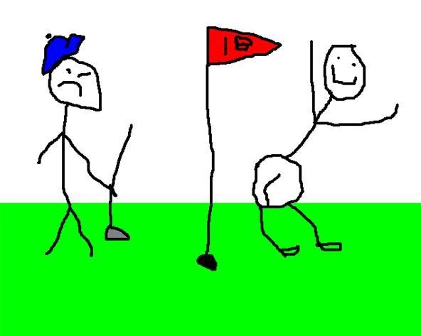 Golf Course Strip
