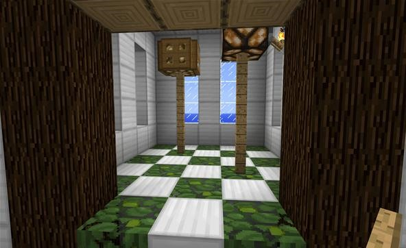 modern minecraft mansion interior ideas