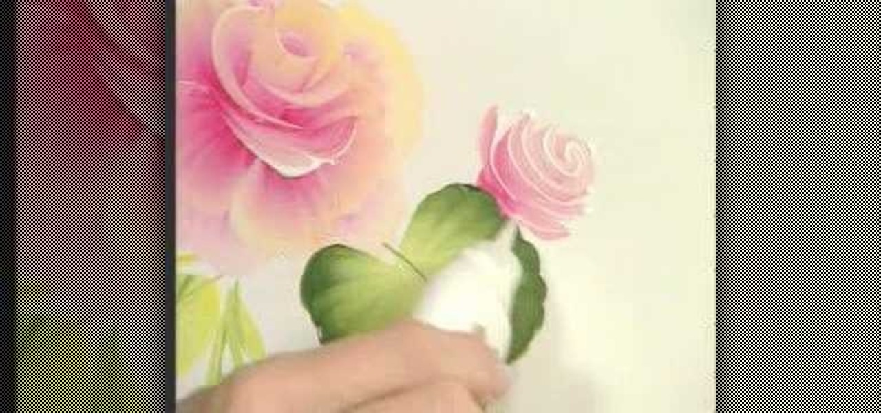 How to Paint a Flower on Rice Paper Using Watercolors advise