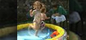 Teach children about water safety