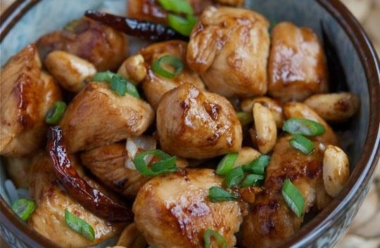 Velveting meat the best kept chinese restaurant secret food hacks kung pao chicken image by diana kuanappetite for china forumfinder Images