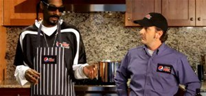 Superbowl Snackin' with Snoop