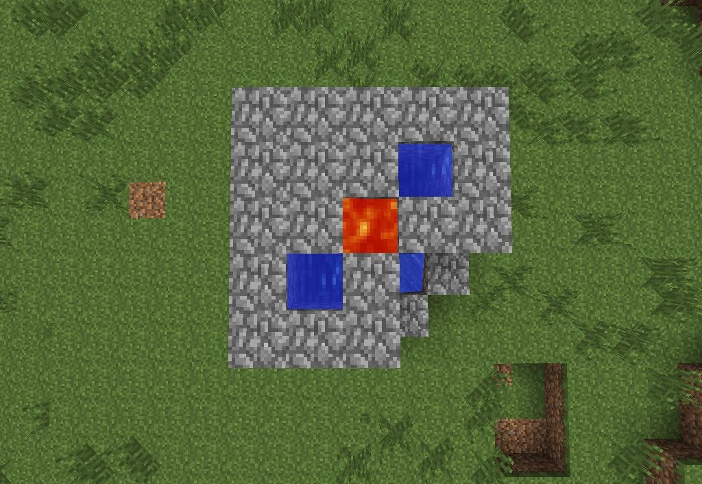 How to Create an Automatic Cobblestone Generator in Minecraft