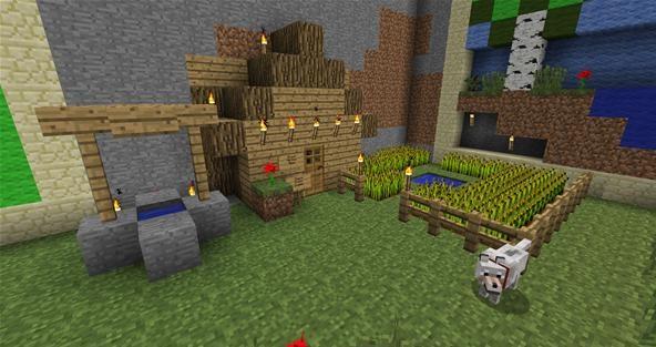 Minecraft much to do about gardens load save for Garden designs minecraft