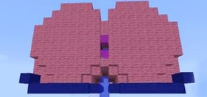 Someone Created an Automated Pooping Butt in Minecraft