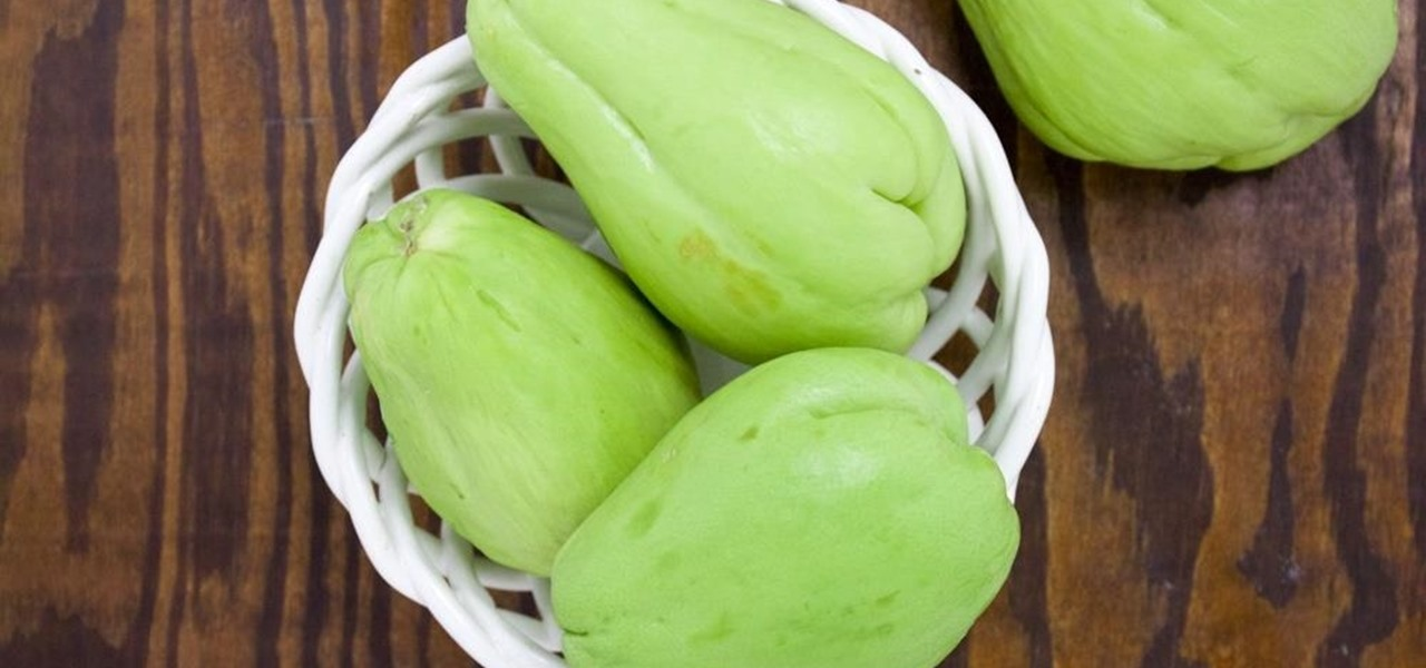 Use Chayote Squash for Fries, Salad, Pie, & More