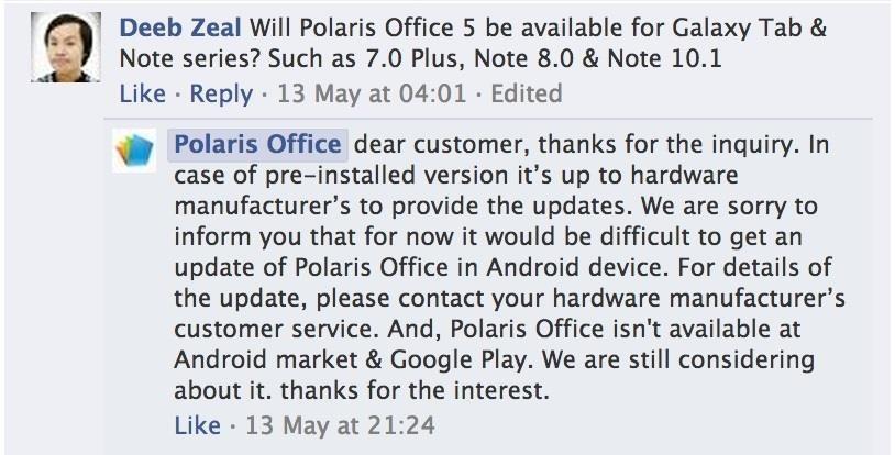polaris office for windows 7 free