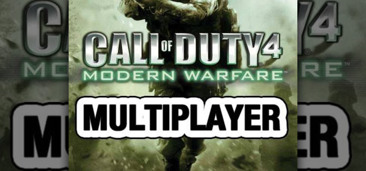 call of duty 4 modern warfare 2 crack download