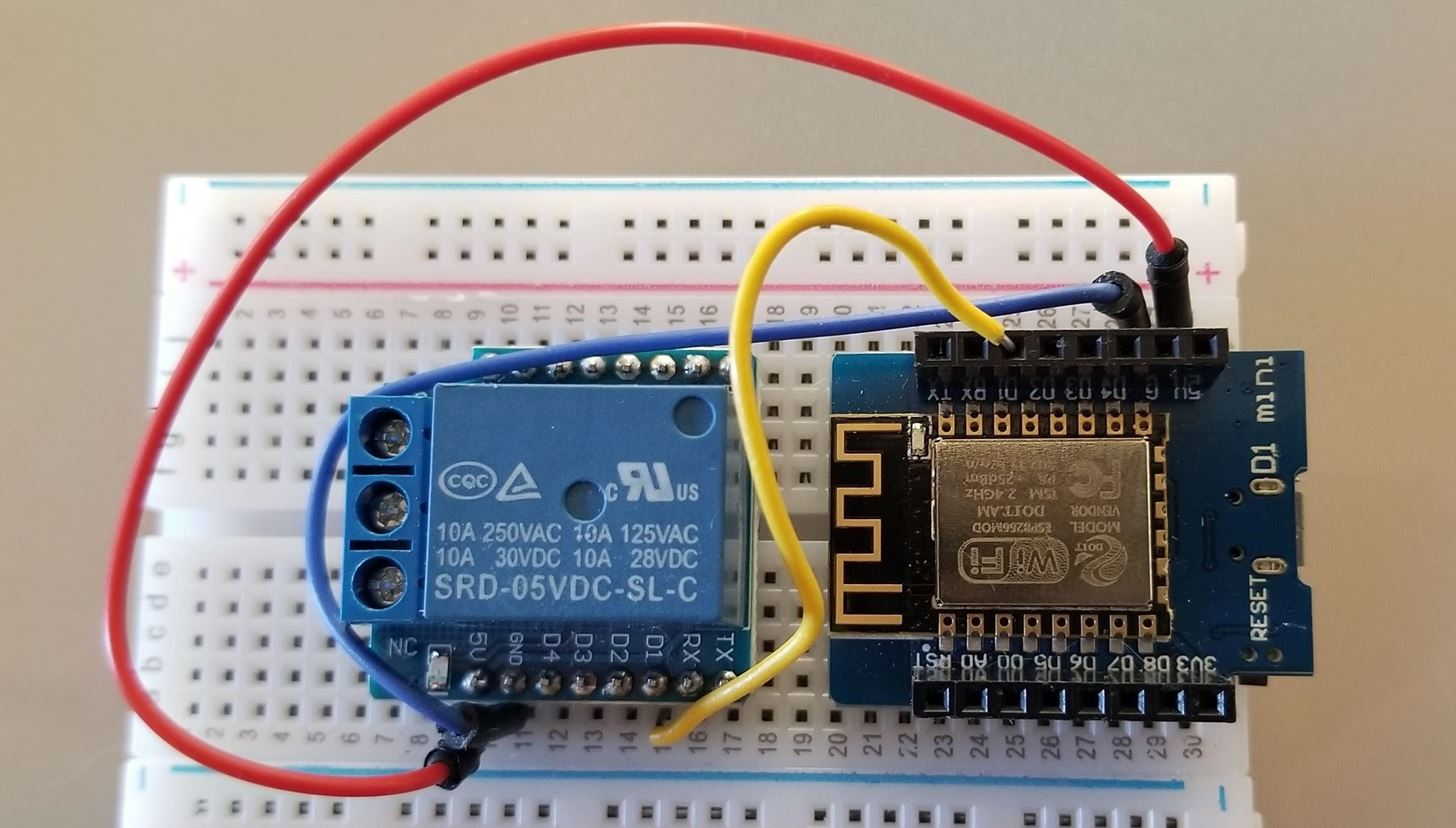 How To Safely Fire Fireworks Over Wi-Fi With An ESP8266 Board And Arduino