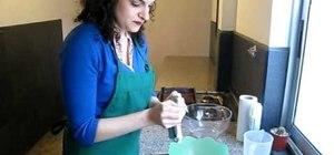 Make a chocolaty fudge brownie trifle dessert