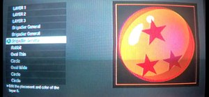 Make a Dragonball Z emblem in Call of Duty: Black Ops