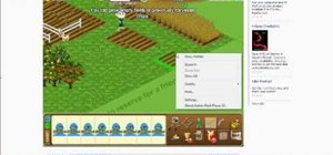 Stack crops in Facebook's Farm Town (04/10/09)