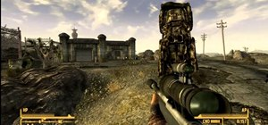 Find Big Boomer, a rare weapon sawed-off shotgun in Fallout New Vegas