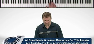 Build piano chords
