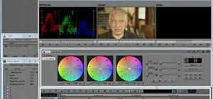 Use auto color correction in Avid Media Composer 5