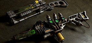 Obsessively Crafted Fallout 3 Weapon Replicas