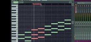 Read intervals with FL Studio