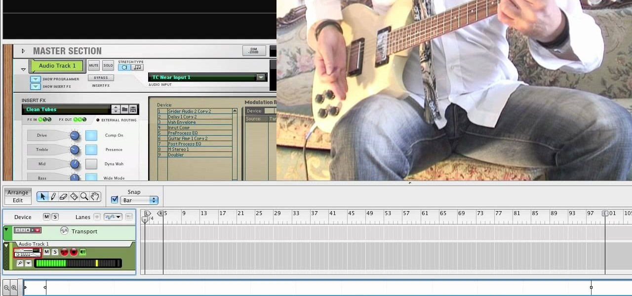 Bass Guitar Amp Emulator : how to use guitar bass amp speaker emulation in line 6 software tips wonderhowto ~ Russianpoet.info Haus und Dekorationen