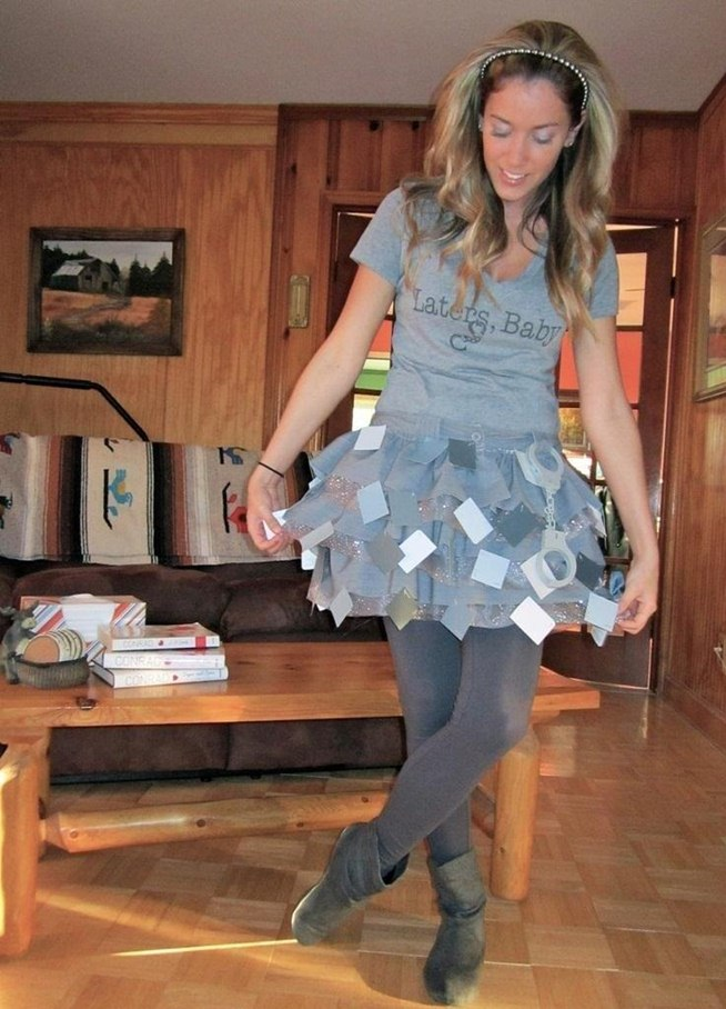 The 5 Most Timely Costumes for Halloween 2012Homemade Halloween Costumes For Women