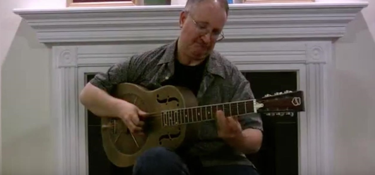 """Play Muddy Waters' """"Can't Be Satisfied"""" on Guitar"""
