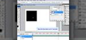 Create basic animation in Photoshop CS3 Extended
