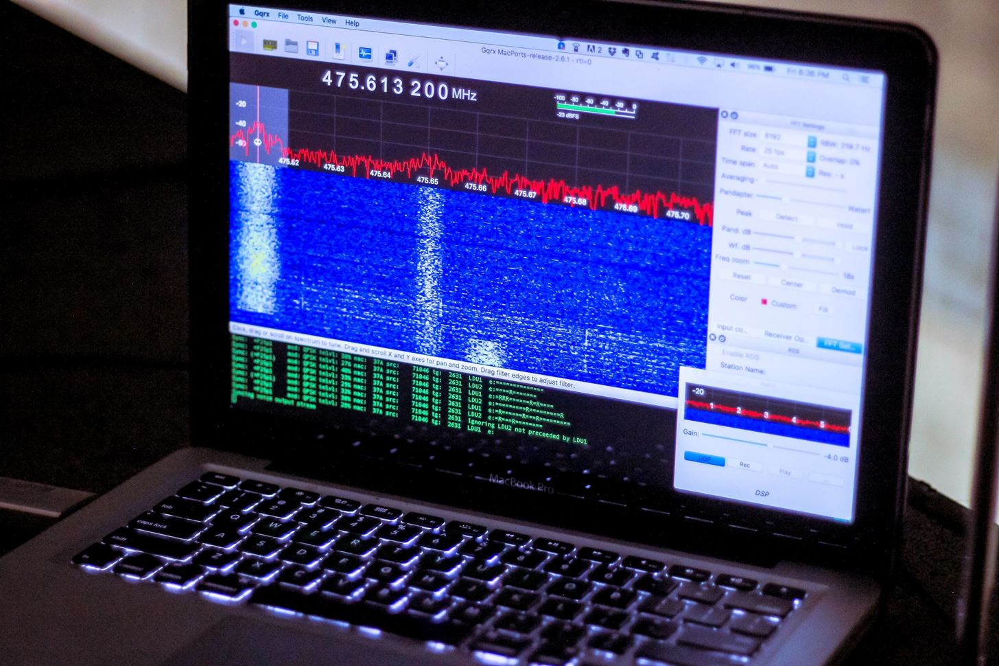 How to Hack Radio Frequencies: Building a Radio Listening Station to Decode Digital Audio & Police Dispatches