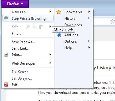 Private Browsing: A How-To for Firefox, Chrome & Internet Explorer