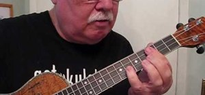"Play the Beatles' ""Day Tripper"" on the ukulele"