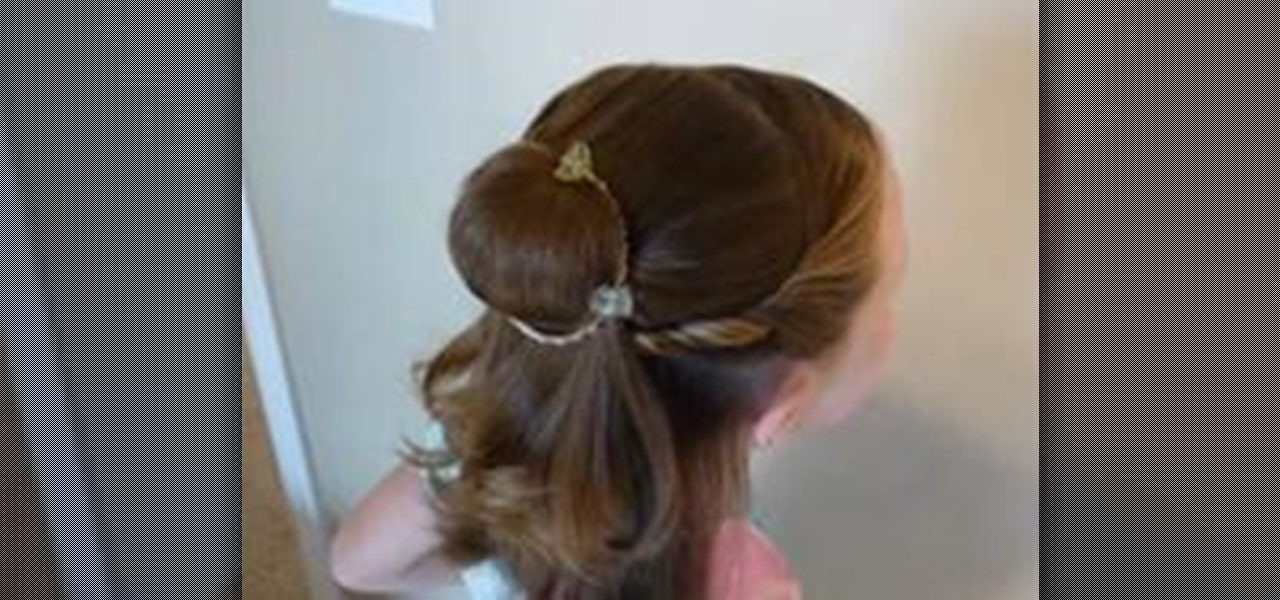 How To Create A Disney Princess Belle Hairstyle