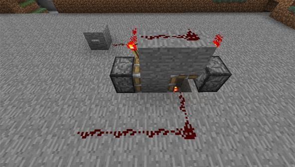 """Swap Levers with Sophisticated """"T Flip-Flop"""" Buttons in This Saturday's Minecraft Workshop"""