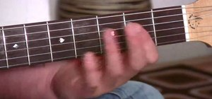 Play 12-bar blues variations on guitar