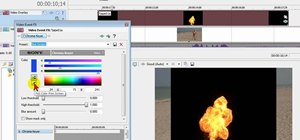 Add explosions to your videos using Sony Vegas Movie Studio