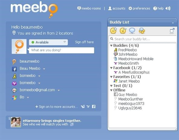 How To Use All Your Instant Messenger Accounts At Once « InterNoobs
