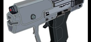Build a Halo Magnum movie prop weapon