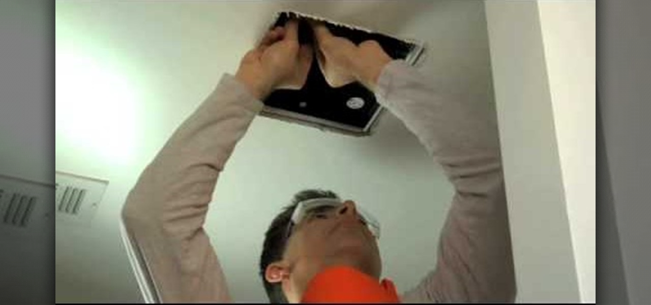 How to install a bath fan construction repair for 0 bathroom installation