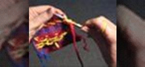 Knit the fair isle stitch