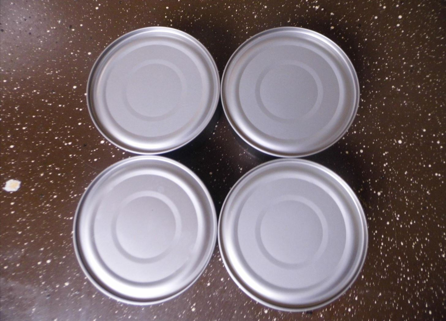 DIY Tin Can Cookie Cutters from Recycled Tuna Fish Cans