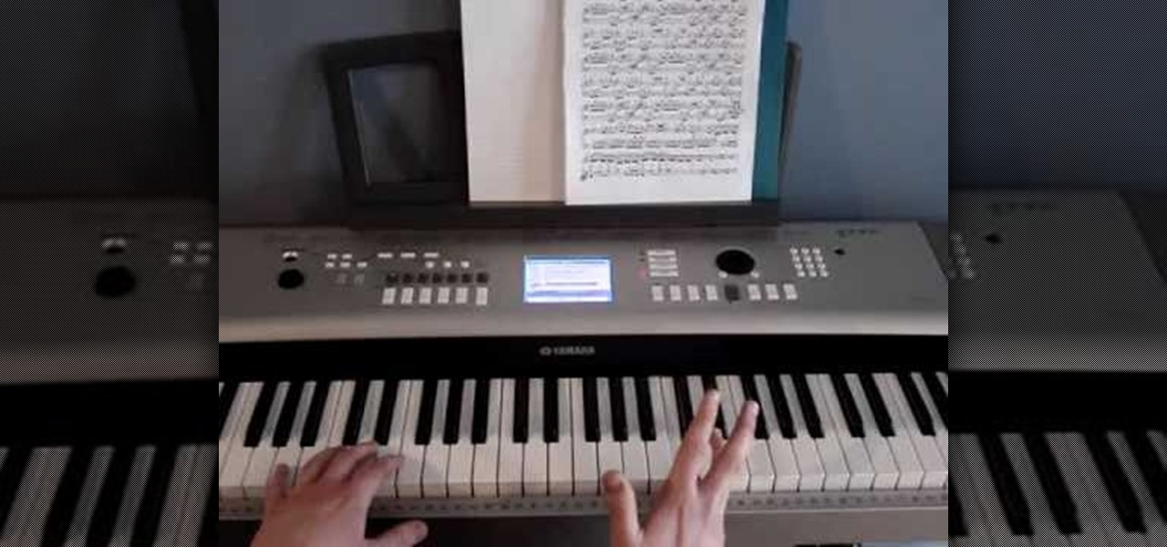 How to Play Fur Elise on the piano, step by step « Piano