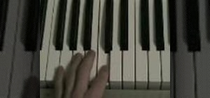 Play 100 Years by Five For Fighting on piano
