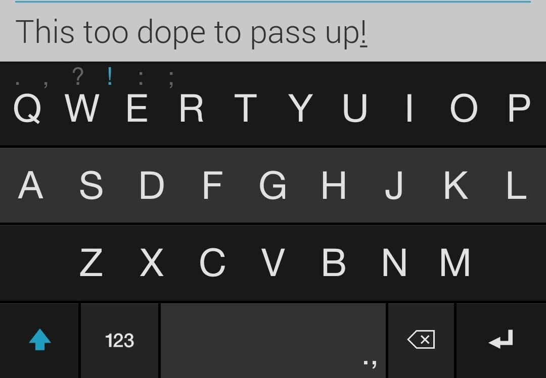 How to Type at Guinness World Record Speeds on Your Galaxy S4