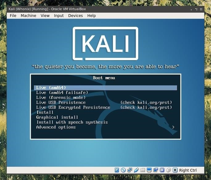 How to Fully Anonymize Kali with Tor, Whonix & PIA VPN
