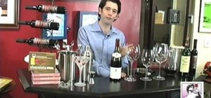 Choose a wine glass to enhance your wine