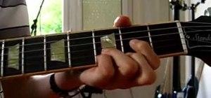 """Play """"Sweet Home Alabama"""" by Lynyrd Skynyrd on guitar"""