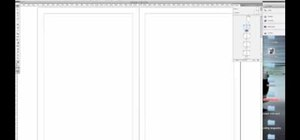 Create pagination in Adobe InDesign