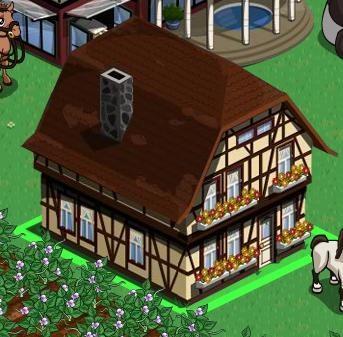 FarmVille German Limited Edition Theme